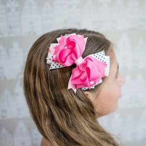 Pink Boutique Bow